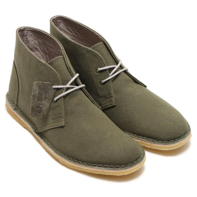 Clarks Original Men  DESERT JINK BOOT  Denim bluee or Green  UK 7.5,9,9.5 G