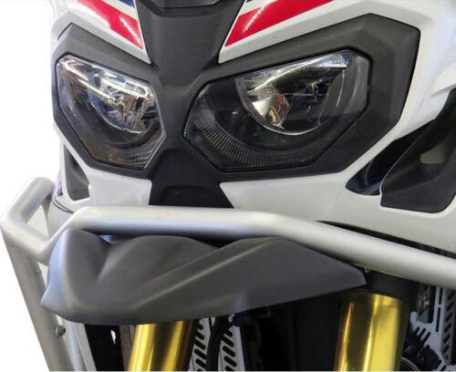 Front Nose Fairing Beak Cowl Protector Fender for 2016-2019 Honda CRF1000L CRF