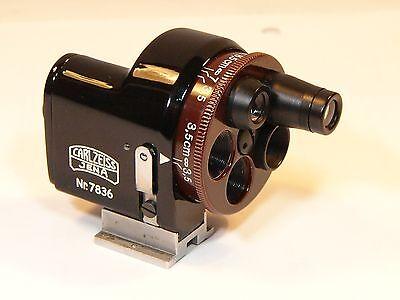 Viewfinder Universal Turret for all Rangefinder cameras #7836 Carl Zeiss Jena