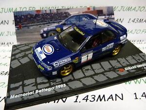 RIT39-voiture-1-43-IXO-Altaya-Rallye-SUBARU-IMPREZA-555-Bettega-1993-McRae