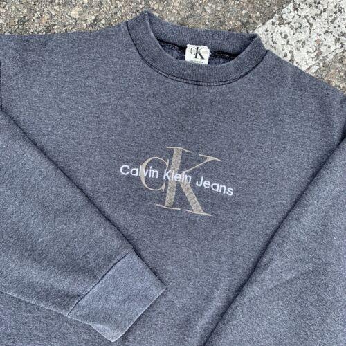 USA Sweatshirt  Crew Neck Sweatshirt  90s 80s