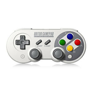 8Bitdo-SF30-Pro-Wireless-Bluetooth-Controller-Classic-Joystick-Gamepad-AU