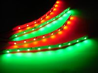 Rc Green And Red Underbody Glow Led Strip Lights Superbright Fpv Quadcopter 6
