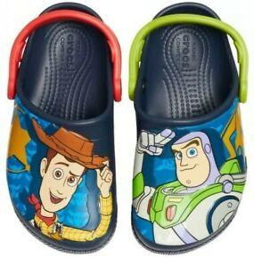 New Crocs Disney Toy Story Woody \u0026 Buzz