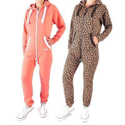 Stetig Finchgirl Fg18r Damen Jumpsuit Overall Einteiler Jogging Training Anzug Bequem Und Einfach Zu Tragen