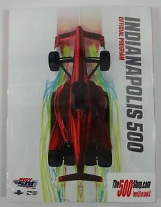 Sealed-2018-Indianapolis-500-102nd-Running-amp-INDYCAR-Grand-Prix-Official-Program