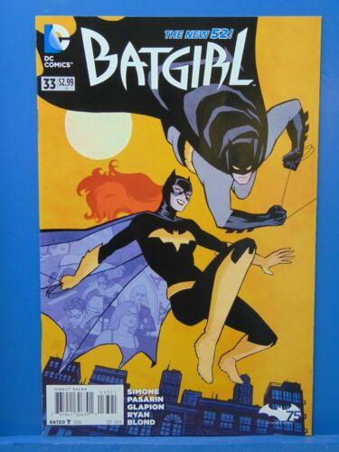 Comic CB14865 Batgirl #33  Variant Edition  D.C