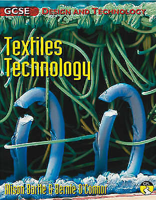 """VERY GOOD"" GCSE Design & Technology Textiles Technology (GCSE design and techno"