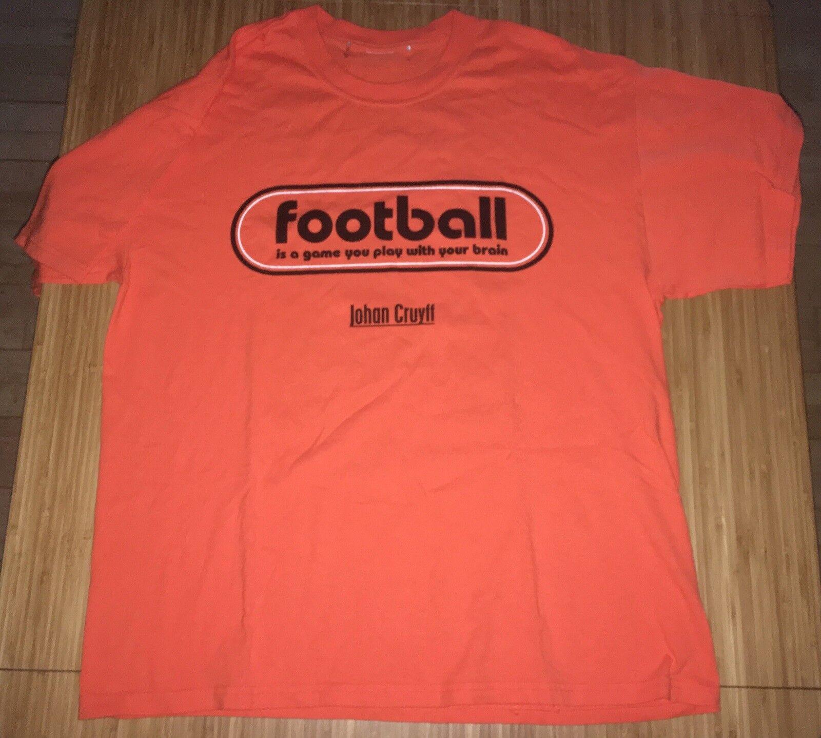 T shirt, Johan Cruyff t shirt,