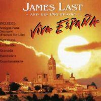 James Last - Viva Espana [new Cd] on Sale