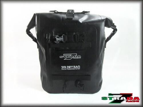 Strada 7 20L Universal Dry Duffle Rear Tail luggage Bag for BMW Motorcycles