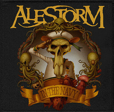 Alestorm - In The Navy Patch #81781