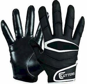 CUTTERS GLOVES X40 C-TACK REVOLUTION FOOTBALL RECEIVER GLOVES
