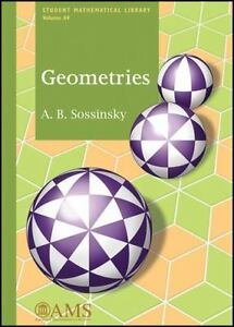 Student-Mathematical-Library-Geometries-64-by-A-B-Sossinsky-2012-Paperback