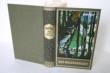 Karl May Bamberg - Band 44 Der Waldschwarze TOP Exemplar