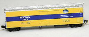 New-York-Central-51-039-Mechanical-Reefer-Single-Plug-Door-Z-Scale-MTL-548-00-032