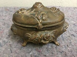 Victorien/Edwardian Era Bijoux Cercueil par b&w - #179 - roses