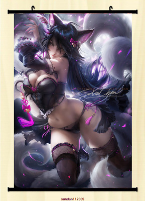 New Anime HD Print Uncovering Canvas Home Decor Wall Art Poster 60*90cm