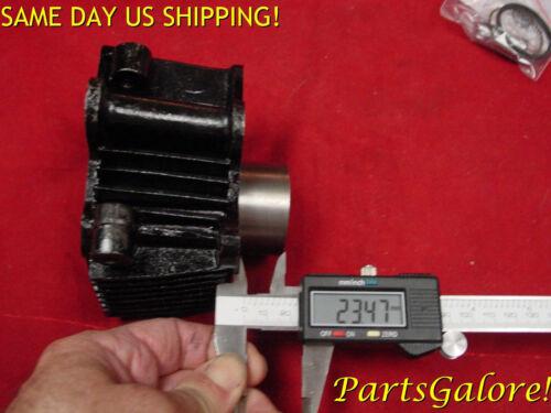 Cylinder 50cc 39mm E22 Horizontal ATV Go-Kart Motorcycle Top End Rebuild Kit