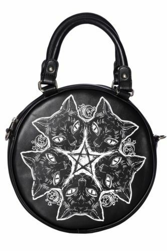 Esotericat Banned Design Women's Apparel Bags xgIg7RFq6w