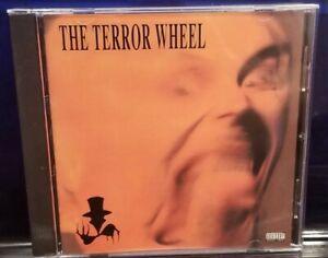Insane Clown Posse - The Terror Wheel CD 2000 ICP psychopathic records juggalo