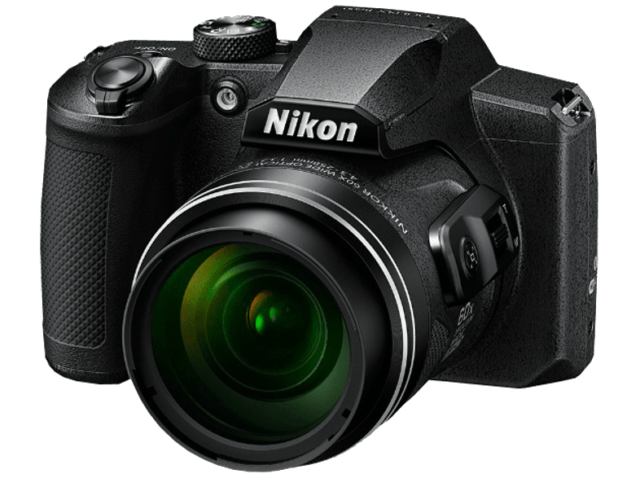 NIKON Coolpix B600 Bridgekamera 16 Megapixel 60x opt. Zoom Schwarz