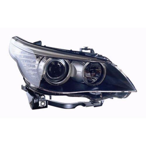 BMW 5 Series E61 Estate 3//2007-2010 Headlight Lamp LED DRL Drivers Side O//S
