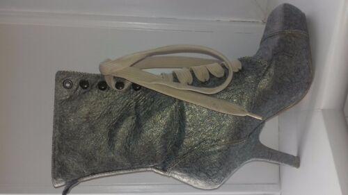 Støvler Up Uregelmessige Valg 4 Lace Sjeldne Ankel Grønn dwSYfIBxBq