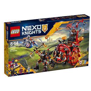 Lego® Nexo Knights ™ 70911 de Pinguins_ Jestro's Evil Mobile