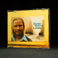 Shawn Mullins - Lullaby - music cd EP