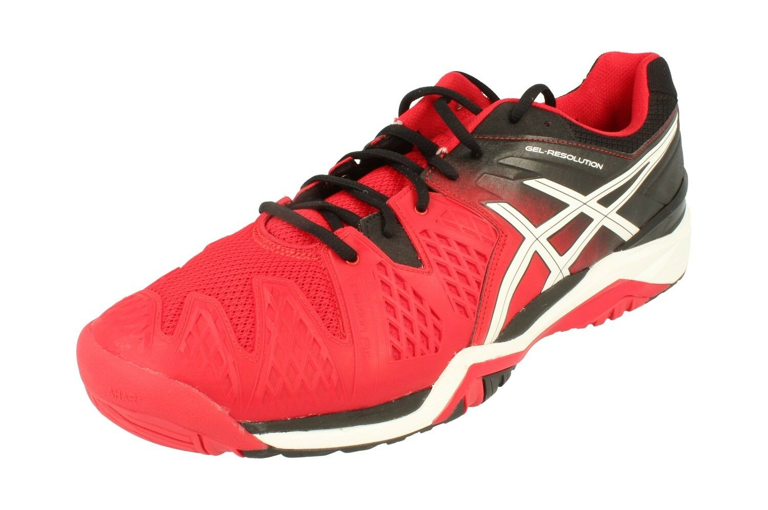 Asics Gel-Resolution 6 Mens Shoes Running Trainers E500Y Sneakers Shoes Mens 2390 6c4b39