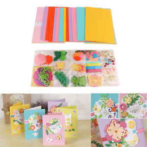Image Is Loading Creative Card Making Kits DIY For