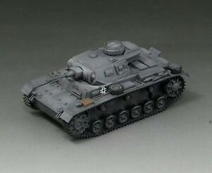 S-Modele-1-72-guerre-mondiale-deux-German-Panzerkampfwagen-III-Ausf-G-fini-Tank-Model-CP0108