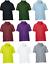 Maglietta-POLO-Bambini-Scuola-per-Bambini-Top-PE-T-Ragazzi-Ragazze-Classic-Polo miniatura 1