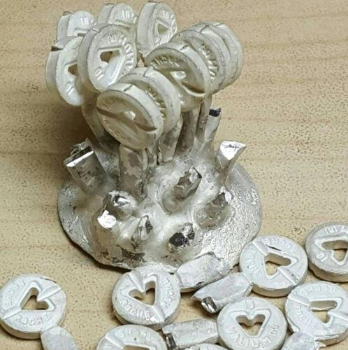 Sterling Silver Klonopin Pendant Necklace Chain PillBling  Handmade