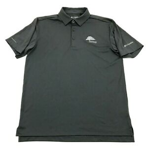 Columbia OMNI-WICK Dry Fit Polo Size