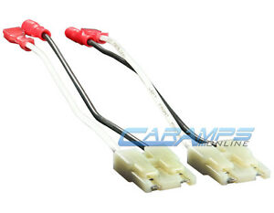 NEW-CAR-STEREO-OEM-SPEAKER-REPLACEMENT-INSTALLATION-WIRE-HARNESS-PLUG