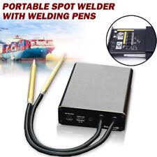 Portable Mini Spot Welder Machine Welding Power With Pen For 18650 Battery