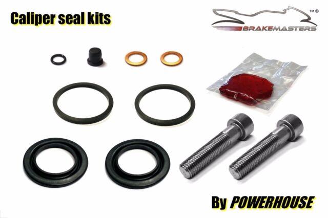 Aprilia RS 125  rear brake caliper seal repair rebuild kit 99-05