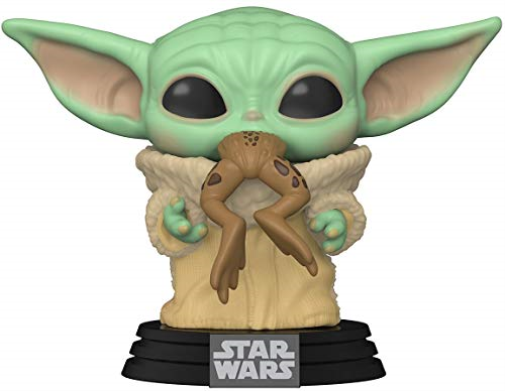 Funko Pop! Star Wars The Ma...-The Child With Frog #379 (UK IMPORT) ACC NEW