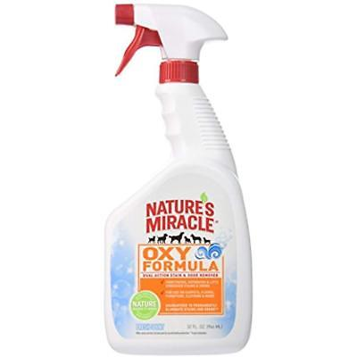 Nature S Miracle Oxy Forumula Stain Amp Odor Remover On