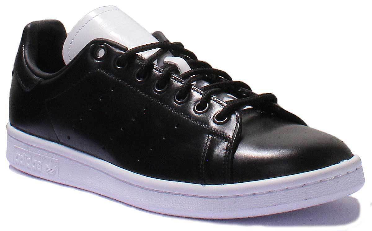 Adidas Stan Blanco Smith Negro Blanco Stan Grado B Talla 82a2b3