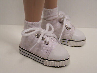 """RED Sporty Tennis Doll Shoes For 14/"""" Kish Chrysalis Lark Piper Raven DEBs"""