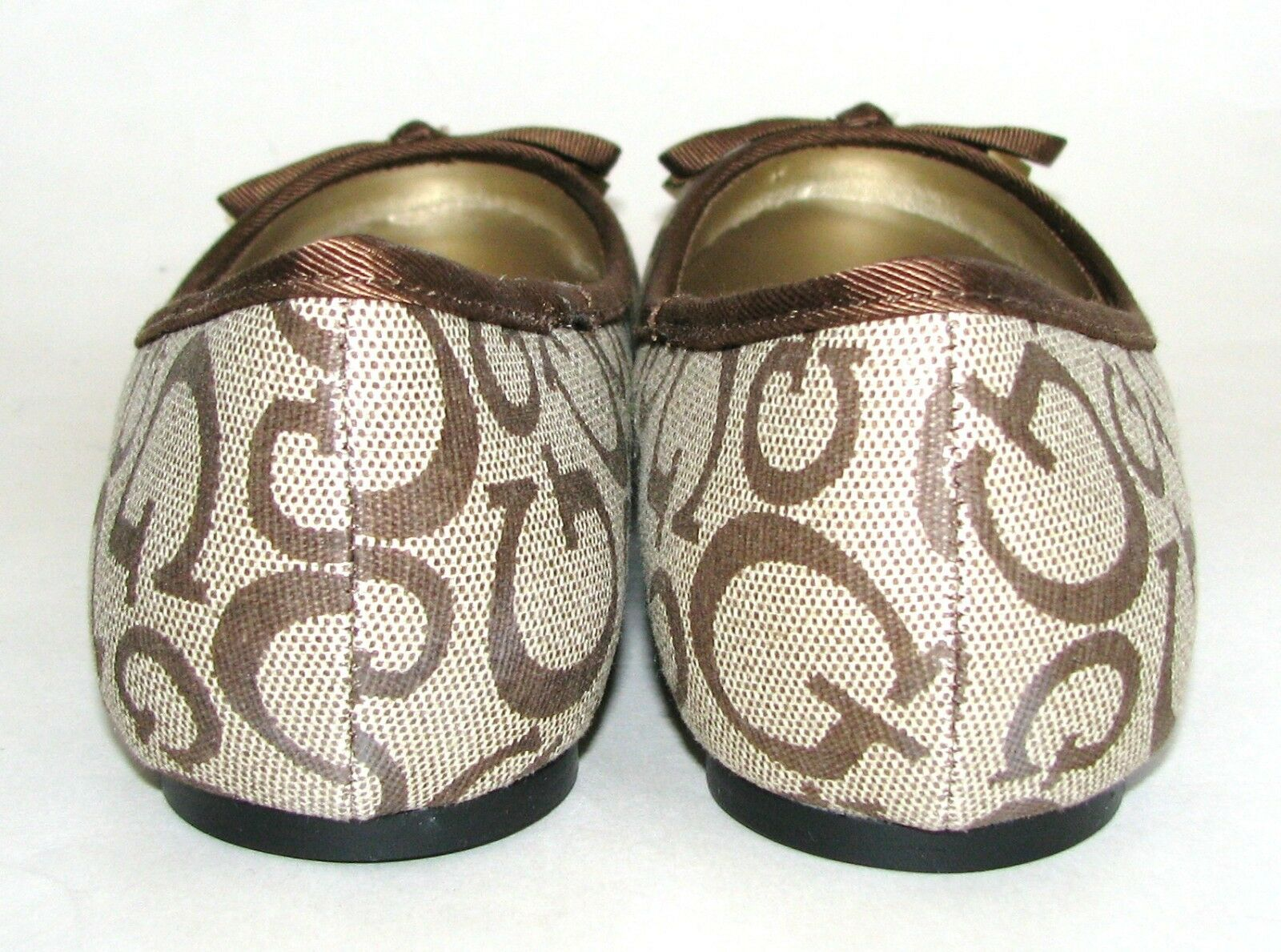 NEW-GUESS GEORGIA BROWN/PANNA JACQUARD