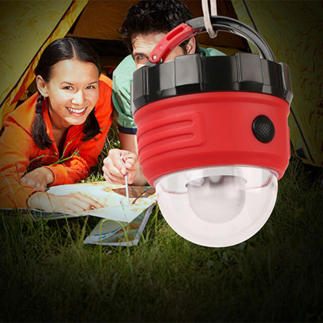 Portable Camping Equipment Lantern Light LED Emergency Outdoor Waterproof Lamp G