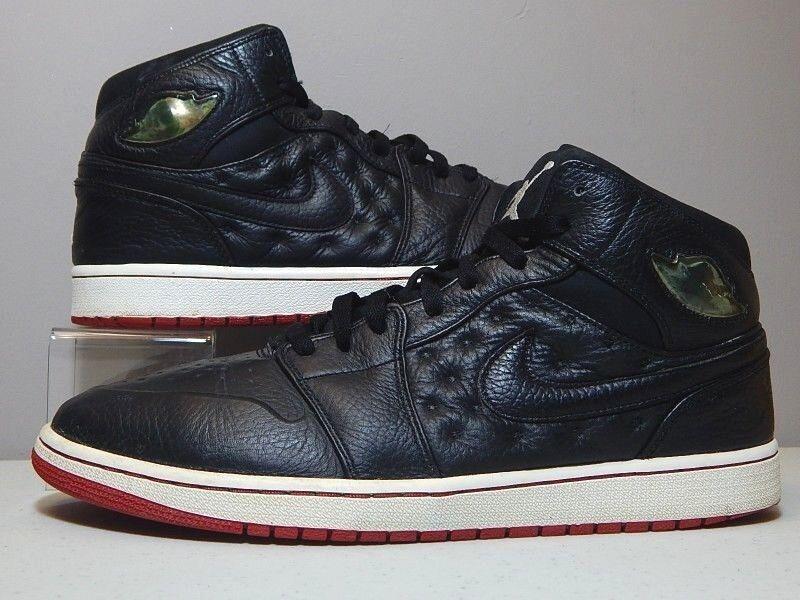 best sneakers 5ba5c f1e19 Nike Shoes 2018 Jordania 1 I I I 97 playoff 13 XIII criado negro rojo blanco  comodo gran