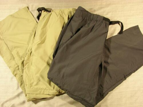 Men/'s Travelsmith Anywhere Convertible Pants//Shorts X-Large XL your color choice