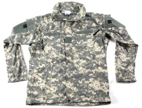 Medium Regular Gen lll Softshell Combat Performance Jacket ACU//UCP Blackhawk