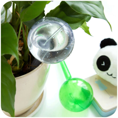 New Automatic Watering Device House Garden Glass Ball Plant Potted Flower Bulb