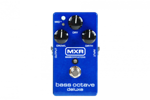 FREE 2 DAY SHIP MXR M288 Bass Octave Deluxe